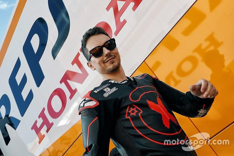 GALERI: Hari pertama Lorenzo bersama Repsol Honda