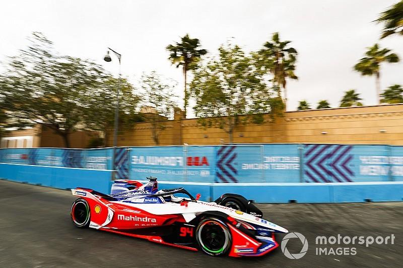 India Formula E race