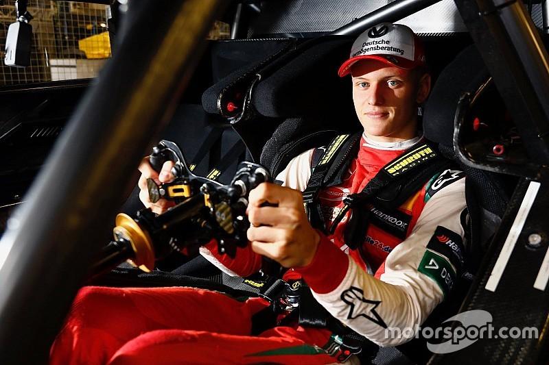 Mick Schumacher nach DTM-Demorunden: