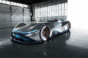 Fotostrecke: Mercedes EQ Silver Arrow