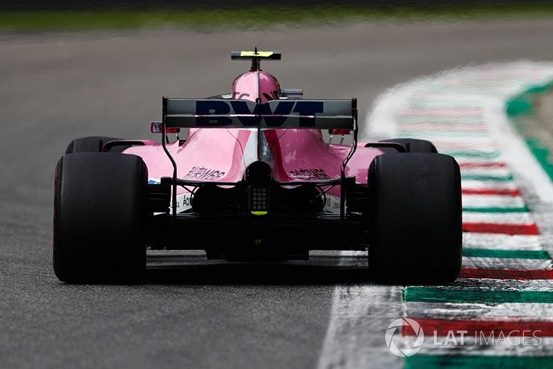 Változtat a Force India a Q1-es bukás után: jön az új csomag Szingapúrra