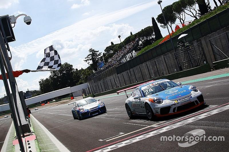 Carrera Cup Italia, Riccardo Cazzaniga: