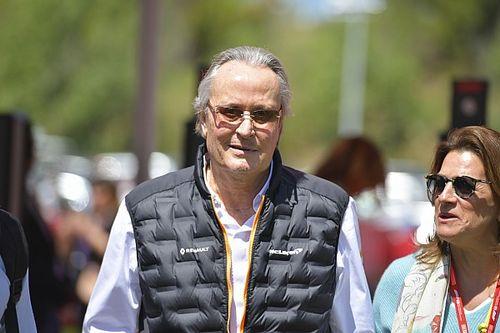 Mansour Ojjeh, figure importante de McLaren, est mort