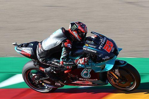 Quartararo, Teruel GP'de neden her şeyi kaybettiğini açıklayamıyor