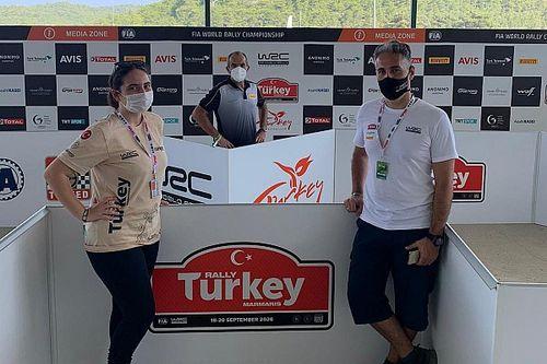 Pirelli WRC Ralli Aktivite Müdürü Terenzio Testoni ile özel röportaj