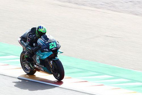Egy Yamaha nyerte a Teruel Nagydíjat, de a nap győztese Joan Mir
