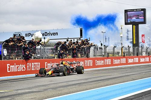 Red Bull: France F1 win disproves rear wing and tyre 'accusations'