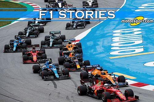 F1 Stories: il GP di Spagna 2021