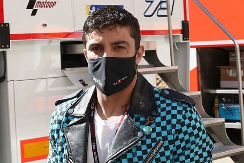 Jalani Ritme seperti Pembalap, Andrea Iannone Ingin Kembali