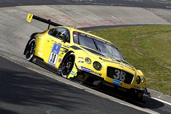 Endurance Bentley to enter third car in Nurburgring 24 Hours