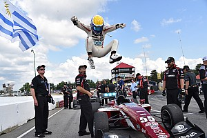 Indy Lights Race report Urrutia beats Stoneman as Carlin duo stumbles