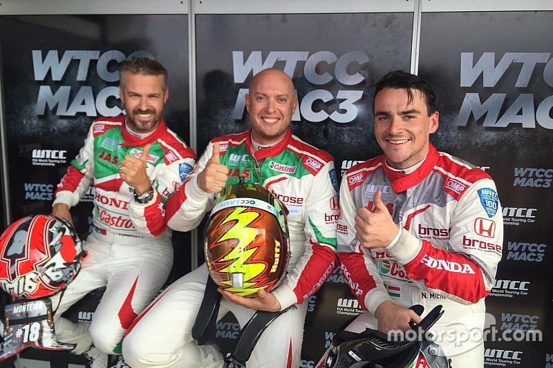 La Honda conquista in Argentina il quinto successo nel MAC3