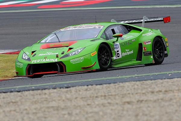 Super GT3 - GT3: Bortolotti e Mul si impongono in Gara 2 al Mugello