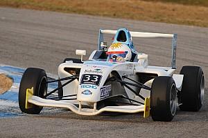 Formula 4 Reporte de calificación Garese obtuvo la pole en la F4 Sudamericana