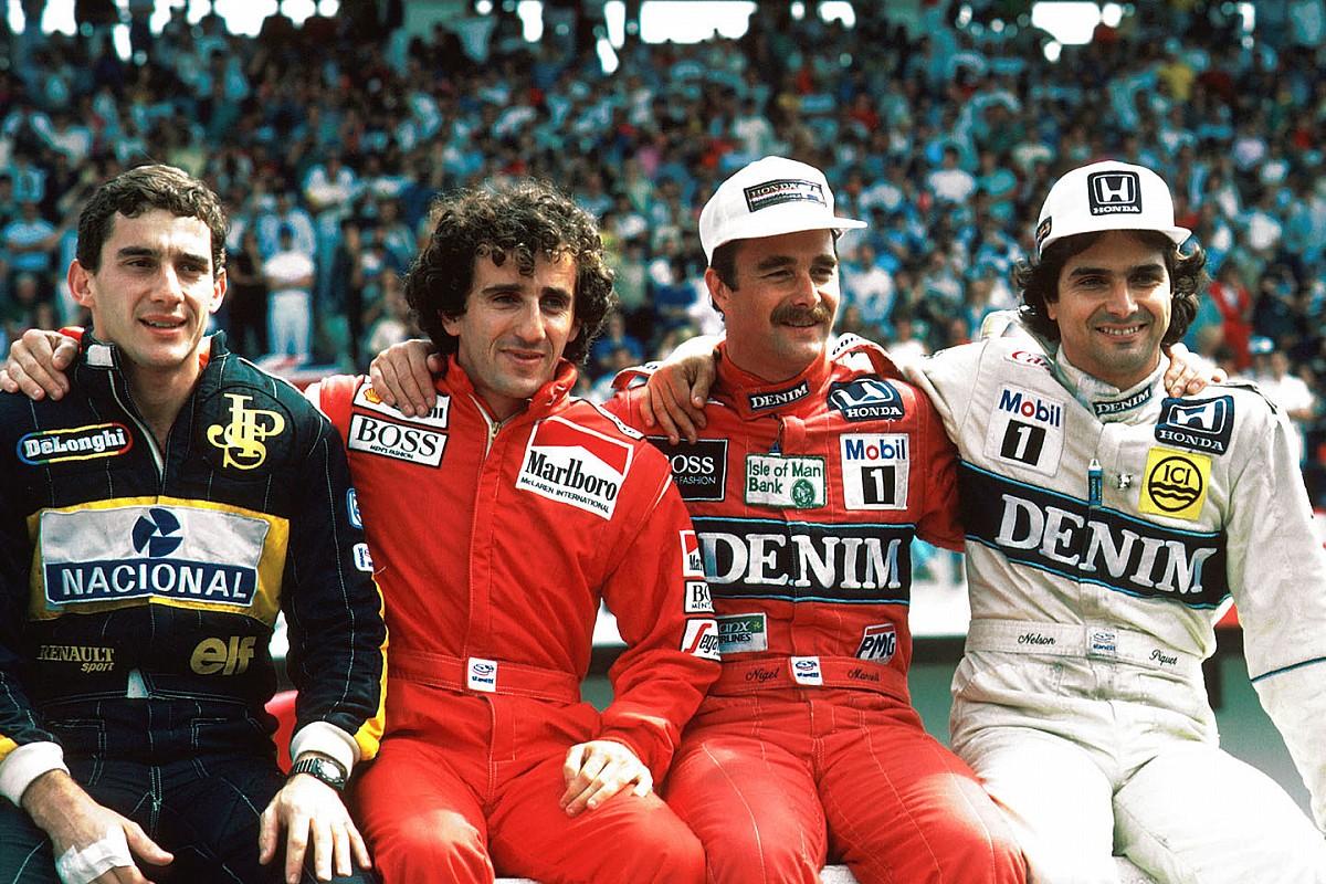 Diaporama - Tous les Champions du monde de l'Histoire de la F1