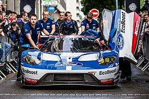 Ле-Ман Важливі новини У Ford сподіваються виставити в Ле-Мані чотири машини