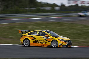 WTCC Practice report Moscow WTCC: Catsburg puts Lada on top in first practice