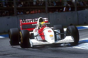 Formula 1 Top List Gallery: McLaren F1 cars from MP4/1 through MP4-31