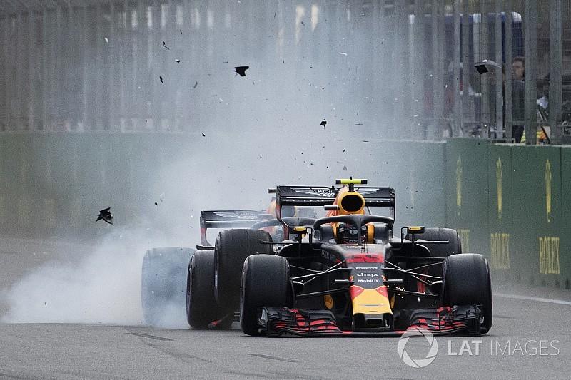 """Horner ha visto """"demasiado ansioso"""" a Verstappen"""