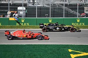 Formula 1 Breaking news Vettel couldn't