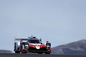 WEC Diaporama Photos - Alonso en essais avec Toyota au Portugal