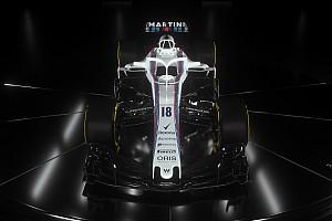 Формула 1 Новость Williams FW41, первые подробности: видео
