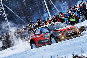 دبليو آر سي أخبار عاجلة فريق أبوظبي العالمي للراليات يخوض منافسات رالي السويد مع ثلاث سيارات