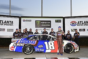 NASCAR Cup Top List NASCAR Cup Atlanta starting lineup in pictures