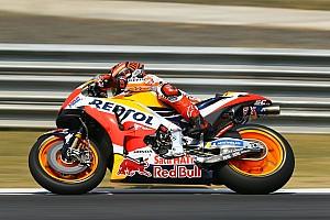 MotoGP Test Test Buriram, Giorno 1, Ore 14: Marquez davanti a Dovizioso di un soffio