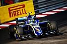 FIA F2 Lando Norris penalizzato al termine della Sprint Race di Monaco