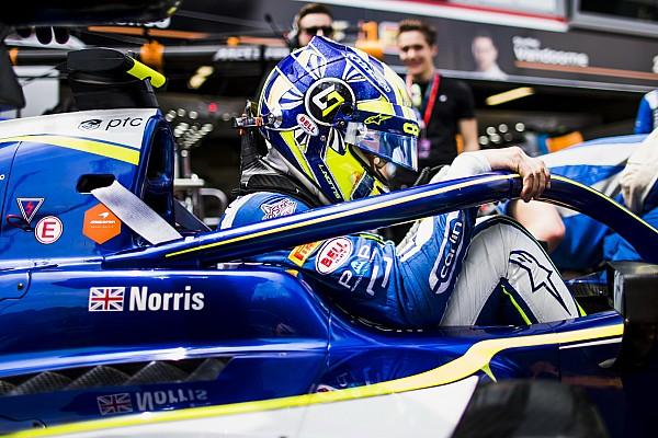 FIA Fórmula 2 Noticias Sancionan a Lando Norris y pierde el segundo lugar en Mónaco