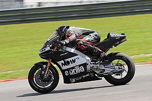 MotoGP Preview Aprilia curiosa di mettere alla prova la nuova RS-GP su un circuito inedito