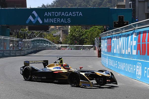 Vergne logra la pole position para ePrix de Chile y Pechito López en 9°