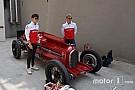 Auto Photos - Alfa Romeo brille de mille feux aux Mille Miglia