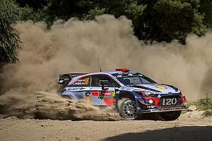 WRC Actualités Une pénalité de dix secondes pour Sordo