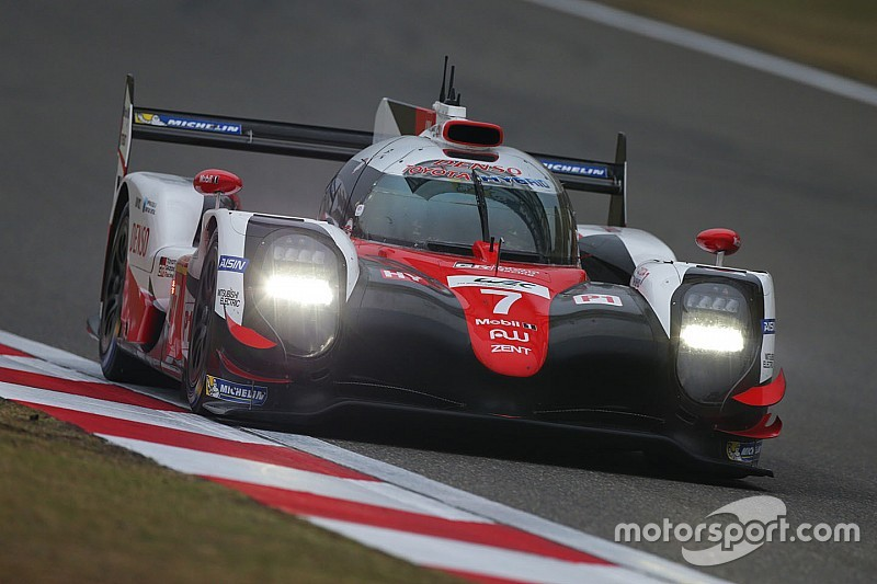 Kobayashi salue un vendredi idéal pour Toyota à Shanghai
