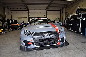 TCR Test Basso e Figueiredo primi brasiliani a provare un'Audi RS 3 LMS TCR