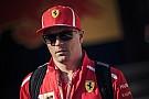 Formula 1 Raikkonen, Ferrari ile yeni sözleşme imzalayabilir