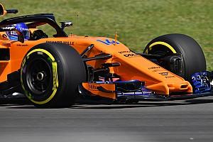 Formula 1 Analysis McLaren's striking Spanish GP upgrade in detail