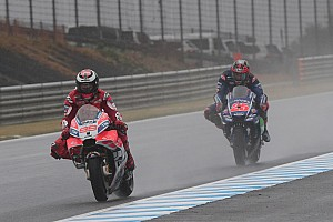 MotoGP 速報ニュース ヤマハ代表「ロレンソがいても、我々は同じ問題に苦しんだはず」
