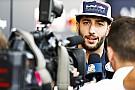 Ricciardo szívesen lenne a fénykorában lévő Hamilton csapattársa
