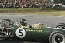VIDEO: recordando a Jim Clark, leyenda de la F1