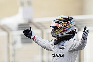Formel 1 News Lewis Hamilton ist Formel-1-Weltmeister 2017 für Mercedes