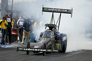 NHRA Breaking news Video: Brittany Force in hospital overnight following crash