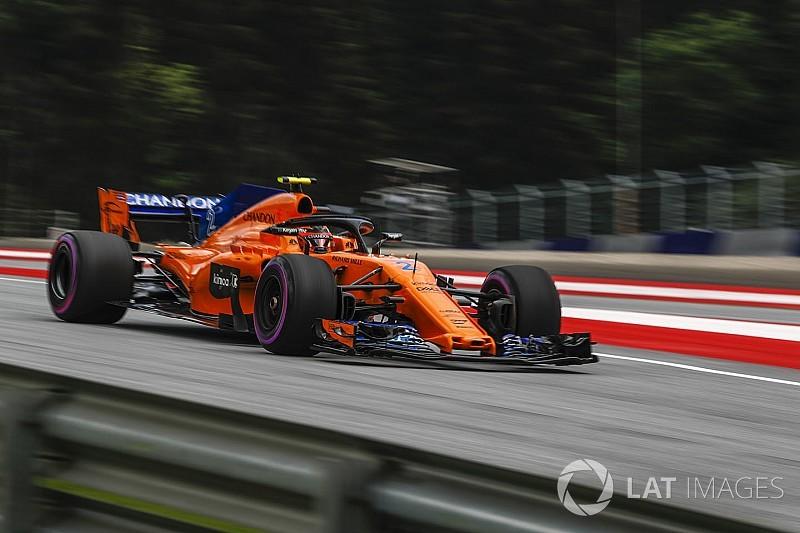McLaren, Brown ammette:
