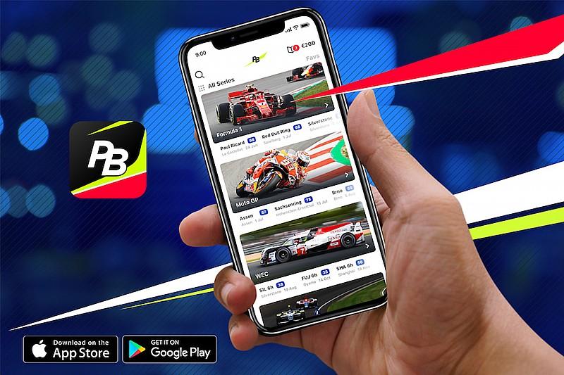 Motorsport Network lance l'application Pit Stop Betting