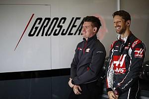 Forma-1 Interjú Grosjean nem bánta meg, hogy a Haashoz igazolt