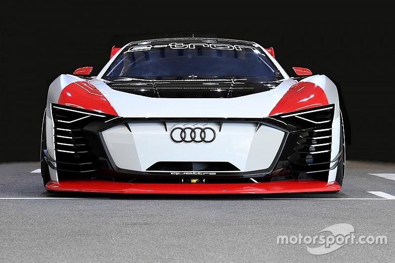 Audi e-tron Vision Gran Turismo: Aus der PlayStation auf die Rennstrecke