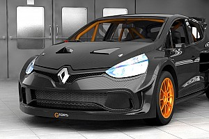 World Rallycross Breaking news New World RX team to race Renault Clios in 2018