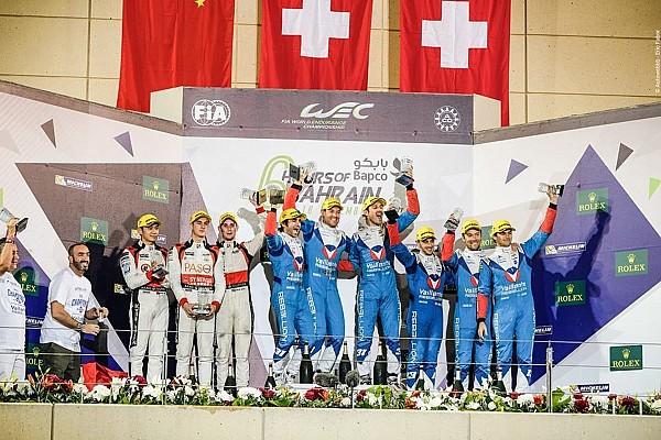 Bruno Senna garante título da LMP2 no Bahrein
